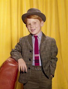 Ron Howard....wasn't he the cute little ginger?!  w.