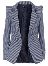 Blue stripe blazer, Dorothy Perkins
