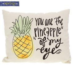 Types of Houseplant Bugs and Methods to Check Their Infestation Pineapple Of My Eye Pillow Bedroom Themes, Girls Bedroom, Bedroom Decor, Bedroom Ideas, Cute Pillows, Throw Pillows, Pineapple Room Decor, Deco Fruit, Surf Decor