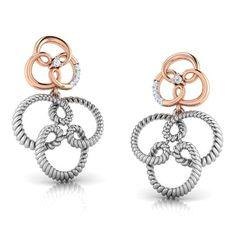 Hilda Knot Drop Earrings