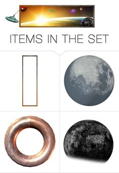 """""""Cosmic Bookmark"""" by louvillia ❤ liked on Polyvore featuring art"""