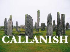 Callanish, Isle Of Lewis, Scotland.