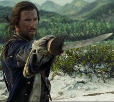 Jack Davenport as Pirate James Scruffington