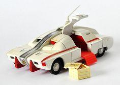 Dinky - MSV - 1968 - Captain Scarlet 1970s Toys, Retro Toys, Vintage Toys, 1970s Childhood, Childhood Toys, Childhood Memories, Thunderbirds Are Go, Tonka Toys, Corgi Toys