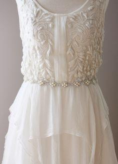 Bridal Sash - CLOVER