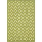 Newport Olive/Ivory (Green/Ivory) 2 ft. 6 in. x 4 ft. 3 in. Area Rug