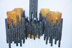 Brutalist Marcello Fantoni Murano Gothic 3 Lampen Set Lampadario Chandelier Brutalismus Design Architecture, € 2.800,- (9020 Klagenfurt) - willhaben Gothic 3, Klagenfurt, Brutalist, Architecture Design, Chandelier, Ceiling Lights, Home Decor, Not Interested, Architecture Layout