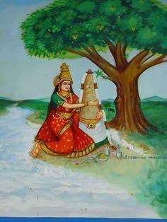 Divine Goddess, Durga Goddess, Shiva Art, Shiva Shakti, Hara Hara, Devon Ke Dev Mahadev, Lord Shiva Family, Divine Mother, Art Sketches