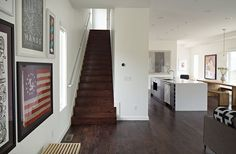 Carpenter Residence - Picture gallery #staircases
