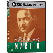 In Remembrance of Martin - DVD E185.97.K5 M33 2005