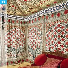 Inspired #Repost @agentofstyle #redmyway #comingsoon #tenttime