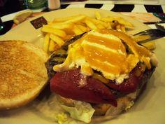 Rock & Ribs en Madrid: Eficaces hamburguesas para matar el hambre en pleno centro | DolceCity.com