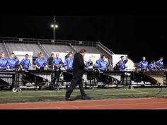 "Hebron HS Drumline ""Animation Domination"" 2012 at Lonestar"