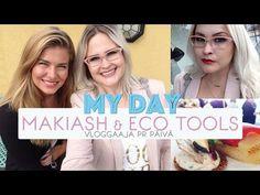 MY DAY VLOG: Makiash ja Eco Tools Tapahtumat | MeikkiBeibi - YouTube