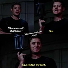Dean using the grenade launcher x]