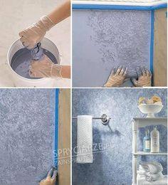 Sposób na malowanie ścian