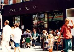 Moro, Exmouth Market, London