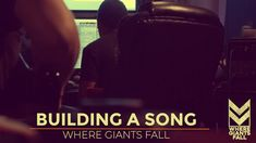 Here's a little sneak peak into constructing a song from scratch.