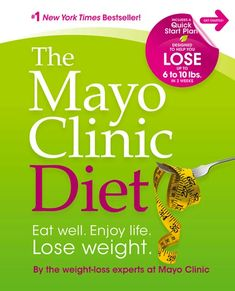 The Mayo Clinic Diet.  Am doing this, and it is great!  Using The Mayo Clinic Diet Journal, too.  Healthy, flexible, common sense. . . great!