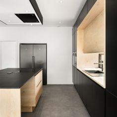 Delta Constructions – maisons clé sur porte – une sélection de maisons contemporaines Construction, Contemporary Homes, Puertas, Building