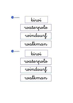 Actividades para niños preescolar, primaria e inicial. Imprimir fichas con vocabulario para niños de preescolar y primaria. Vocabulario. 24