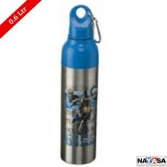 Nayasa Insulated Water Bottle Alloy 600ml Blue