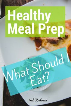 Want advice on how to healthy meal prep?  Learn what you need to be avoiding in your meals and how a working mom makes healthy meal prep simple.