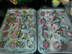 20 2x shot remy vsop infused chocolate covered strawberries 20 chocolate covered strawberries