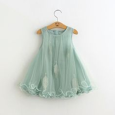 DAHLIA BLOSSOM SHOPPE — GREEN TULLE SOPHIA DRESS Toddler Flower Girl Dresses, Baby Girl Dress Patterns, Baby Dress Design, Frock Design, Dresses Kids Girl, Toddler Dress, Kids Outfits, Baby Girl Frocks, Frocks For Girls
