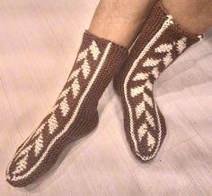 Исландские носочки