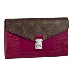 Marie Rose Wallet