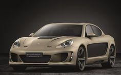 Gemballa Mistrale - Porsche Panamera 970 2011 3 / WallpaperCASA