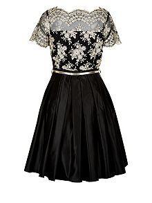 Girls Teen Julianna Duchess Dress