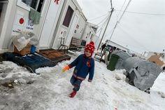 UNICEF alerta de los riesgos de salud de 23.700 niños refugiados en Grecia y los Balcanes