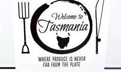 Restaurant Australia's challenge. The huge Austral country wants to become a world food power. The start in Tasmania #RestaurantAustralia