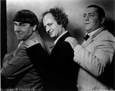 Moe, Larry & Curly