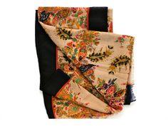 woven paisley shawl www.foundling.com.au