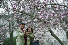 Spring has sprung early — potentially record early — in much of the United States, bringing celebrations of shorts weather mixed with unease about a climate gone askew.