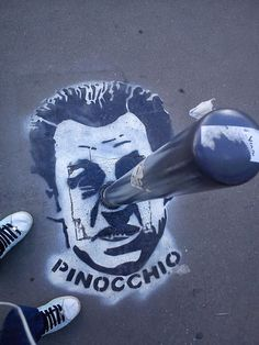 Street Art in Election Time in France