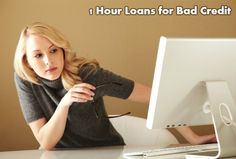 #1hourloansforbadcredit assist all those who are in immediate need of cash to solve their all sudden requirements by providing them money instantly and without any credit check. www.installmentloansintexas.com