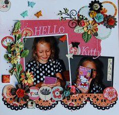 Hello Kitty - designed by Rozella Meijer