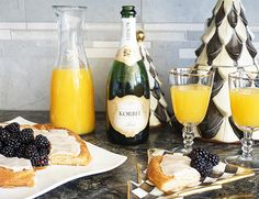 A Recipe for Holiday Brunch - Inspired By This