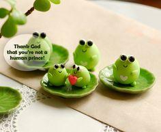 Frogs of JooJoo Land