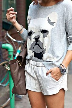 short de alfaiataria (via Bloglovin.com )