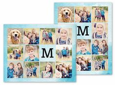 Free 16×20 Collage Print ($19.99 Value!) Just Pay Shipping @ Shutterfly - Hot Deals