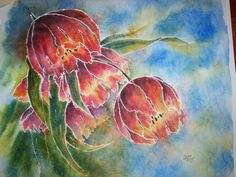 Watercolor and Wax - Bing Images