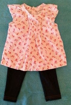 Cater's Infant Girls 2 Piece Outfit #Carters #Everyday