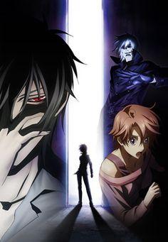 Shinrei Tantei Yakumo - Horror, Mystery, Shoujo, Supernatural