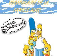 Apprendre le vocabulaire de la famille avec  Les Simpsons