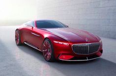 Vision Mercedes-Maybach 6 Is The Future of Luxury Motoring #Mercedes_Benz #Mercedes #MercedesBenz #AMG #S_class
